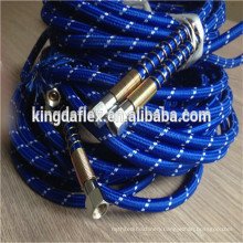 Textile Braided Steam Rubber Hose with High Quality Industrial Hose