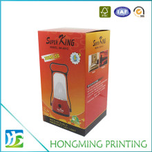 LED Light Cardboard Packing Boxes for Moving