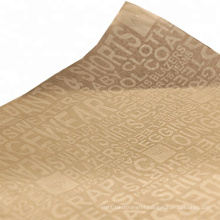 Custom Logo Printing Handmade wrapping paper with wholesale price