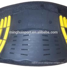 Guardia de cintura elástico de alta calidad de la venta caliente para el montar a caballo de montaña del ciclismo del motocrós