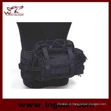 Engrenagem tático assalto cintura saco saco da câmera para o esporte ao ar livre