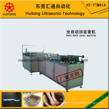Ultrasonic Bath Cover Making Machine
