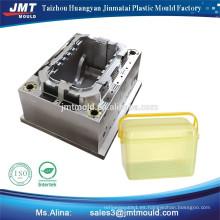 Taizhou inyecta el molde plástico de la caja de la facturación