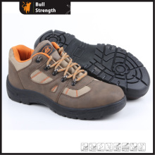 Industrial Leather Safety Shoes with Steel Toe and Steel Midsole (SN5254)