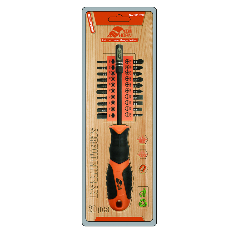 Hand Screwdriver Tool Set