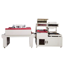 Auto Heat Hot Pof Shrink Film Wrapping Machine