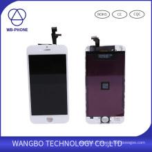 LCD de téléphone portable pour l'écran tactile en verre d'affichage à cristaux liquides d'iPhone6g