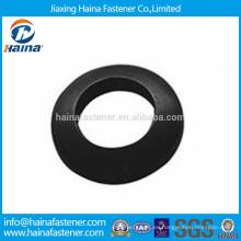DIN6913 C arandela negra de alta resistencia con superficie de bola, arandela esférica tipo C GB849