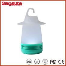 Iluminação de 360 graus Lanterna de acampamento recarregável do diodo emissor de luz de Adventuridge (365)