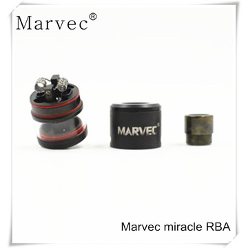 Best e cig atomizer miracle with 510 thread