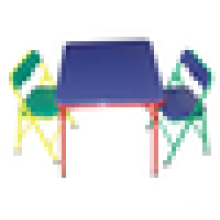 colorful hot sell kids table and chairs