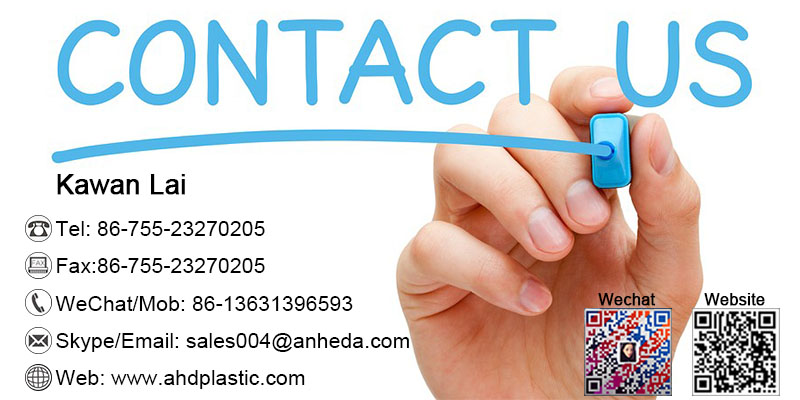 Contact us of PP sheet