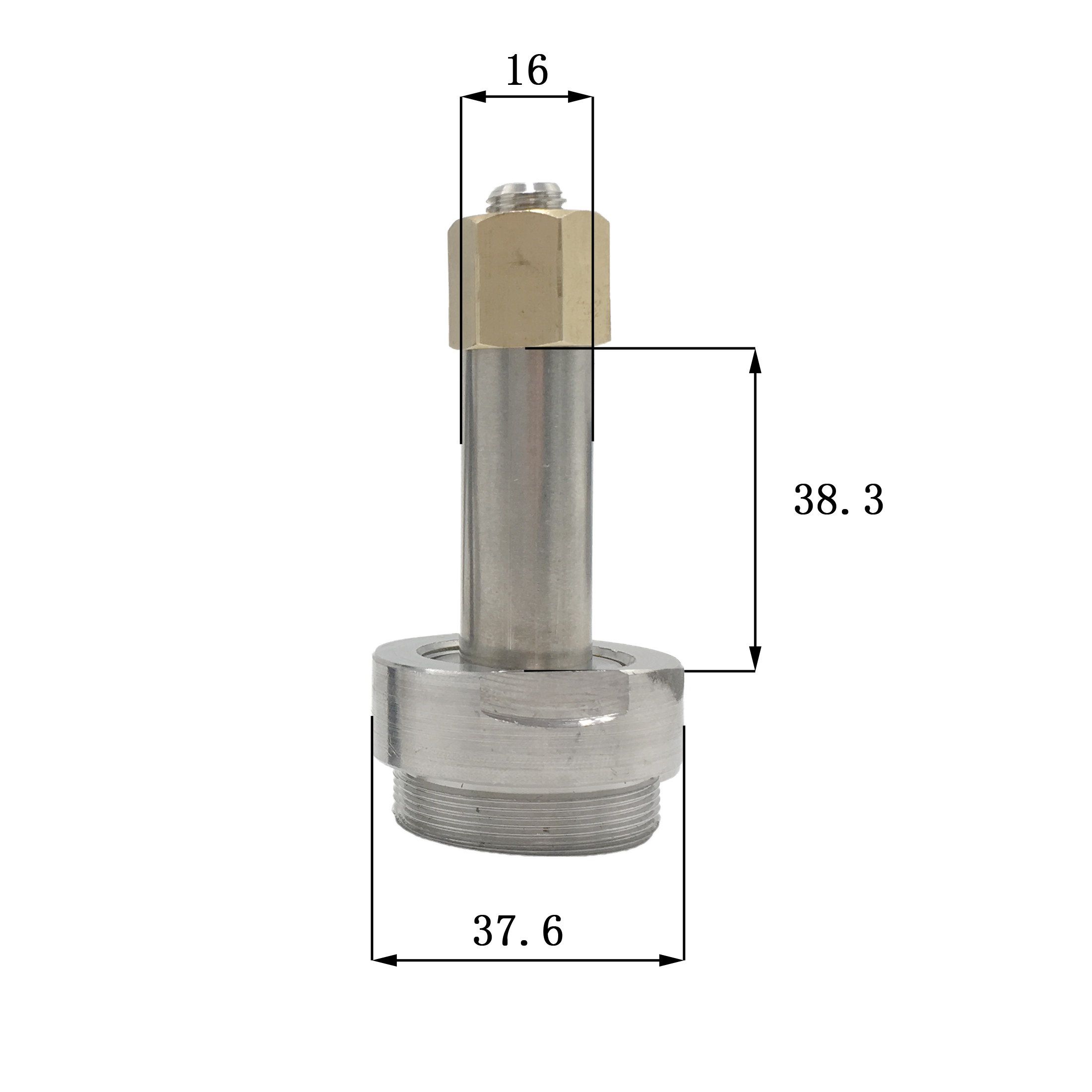 Dimension of BAPO216048035 Armature Assembly: