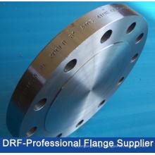 DIN Blind Flange, , DIN 2577, Forging Blind Flange