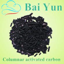 Aktivkohleversorgung 6,0 mm Aktivkohle auf Kohlebasis