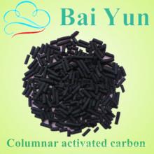 Suministro de planta de carbón activado carbón activado a base de carbón de 6.0 mm