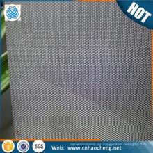 Alta resistencia a la corrosión TA1 TA2 100 150 micras de tela de titanio