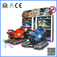 Máquina de juego del simulador de la motocicleta del LCD de 47 pulgadas (alma del corredor)