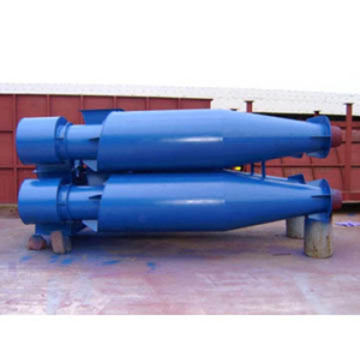 Pulpout cyclone dust collector of woodworking machinery