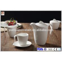 Europa Keramik Kaffee Teekanne / Milchglas / Zucker Topf Set