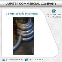 Best Seller Galvanized Mild Steel Bends for Bulk Export Supply