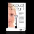 Espositore luminoso a led per cosmetici
