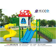 JS07601 Beautiful Kids Outdoor Plástico Extreme Fitness Playground