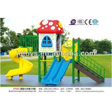 JS07601 Красивая детская площадка для занятий спортом на открытом воздухе