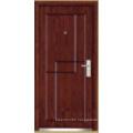 Turkish Style Steel Wooden Armored Door (LTK-1102)