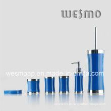Revestimento do óleo da borracha Acessório do banho do aço inoxidável (WBS0509E)