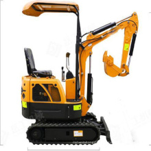 Mini Excavator 800kg mini crawler excavator