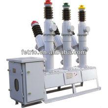 High voltage outdoor type 40.5kV SF6 circuit breaker