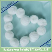 absorbent cotton wool ball