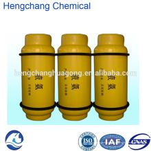 Amoníaco líquido de alta pureza 99,8% para el precio de uso de los reactivos