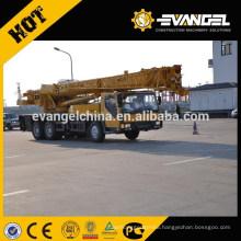 30 ton telescopic boom truck mounted crane EVANGEL QY30K5-I