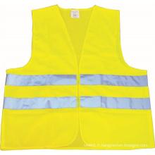 OEM de vêtements de travail d'OEM de gilet de visibilité élevée de produits de sécurité