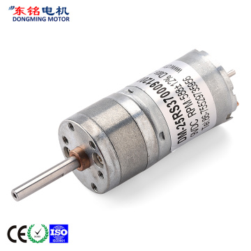 25mm DC SPUR GEAR MOTOR