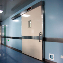 Porte automatique d'hôpital intérieur