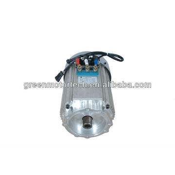 environment friendly 4Kw electric AC motor for low speed Electric Car