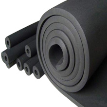 PVC Insulation Pipe for HVAC System Installation Use