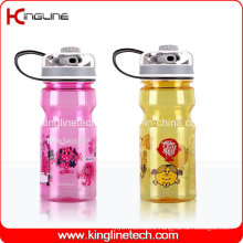 600ml BPA Free Plastic Sports Drink Bottle (KL-B2003)