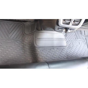 Car accessories 4pcs universal carpet car floor mat