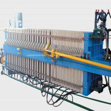 Tela de filtro de poliéster para la industria de la prensa de filtro
