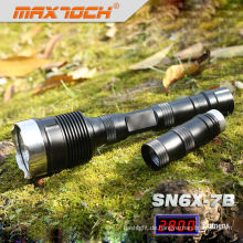 Maxtoch-SN6X-7 b 18650 2800LM LED Strong 3 x Cree Taschenlampe