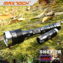 Maxtoch SN6X-7B 18650 2800LM LED Strong 3x cree Flashlight