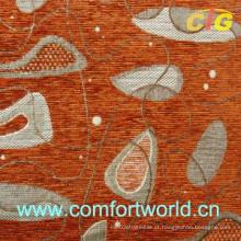 Tecido do sofá do Chenille (SHSF04200)