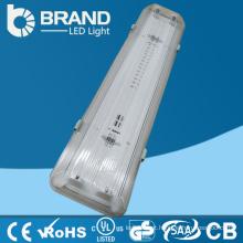 Quente branco novo projeto cool fábrica tubo fluorescente levou luz tri-prova
