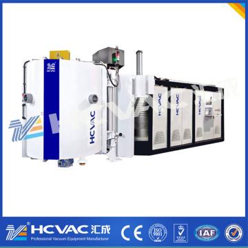 Plastic Pearl Beads Ab Rainbow Color Vacuum Coating Machine E-Beam Gun Vacuum Metallizing Plant