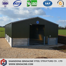 Prefabricated Light Steel Building for Warehouse