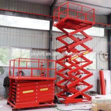 elektrische Treppenlift-Plattform